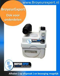 motor vergruizer c45 MPC7 broyeurexpert