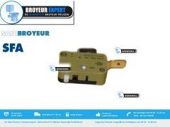 Microschakelaar Sanibroyeur XGG52B-86