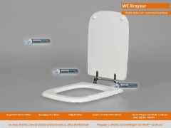 wc broyeur closetzitting 50 luxe